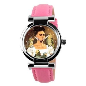 Accessories - Watch new Frida Kahlo Stainless Steel